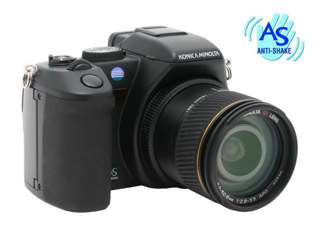 konica minolta dimage a200 black 8 0mp 7 1x optical zoom 28mm wide rh newegg com dimage a200 prix dimage a2 manual