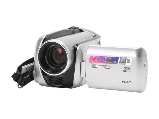 panasonic sdr h18 1 6 ccd 2 7 123k 32x variable speed optical zoom rh newegg com Panasonic SDR- H85 Panasonic SDR H18 Accessories