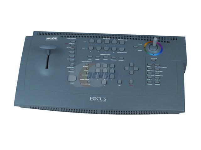 Focus Enhancements Mx 4 Dv Digital Video Mixer Newegg Com
