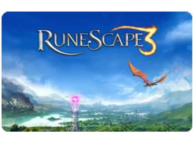 Jagex Runescape $25 Gift Card (Email Delivery) - Newegg com