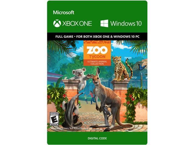 zoo tycoon ultimate animal collection free download full version for pc
