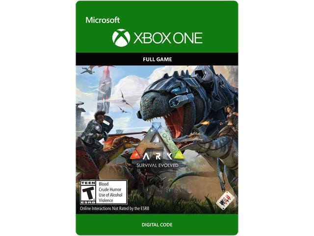 ARK: Survival Evolved Xbox One [Digital Code] - Newegg ca