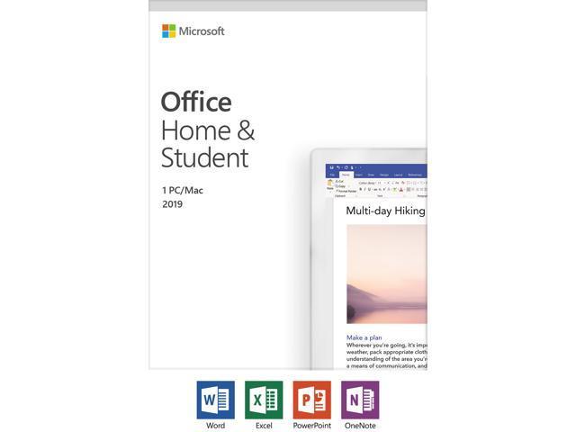 microsoft office mac 2019