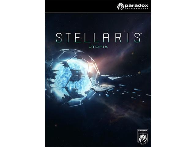 stellaris utopia online game code newegg com