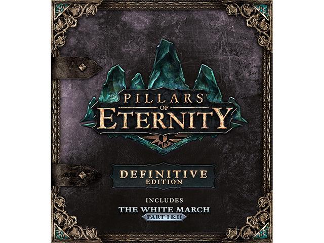 Pillars of Eternity - Definitive Edition [Online Game Code] - Newegg com