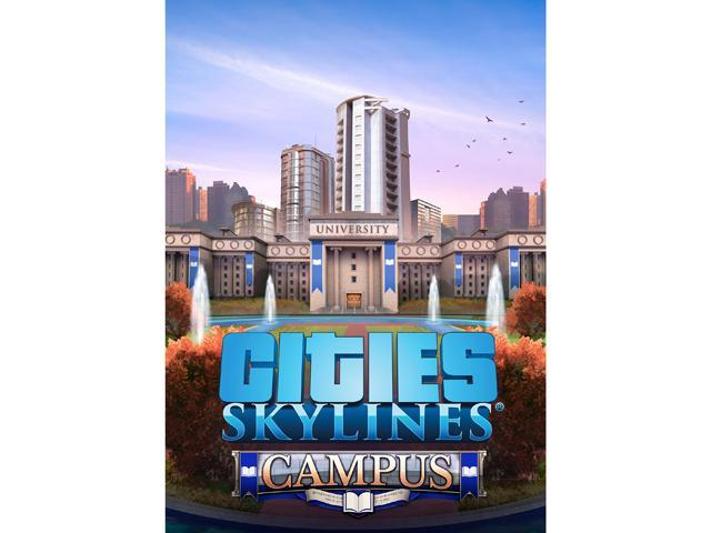 Cities: Skylines - Campus [Online Game Code]