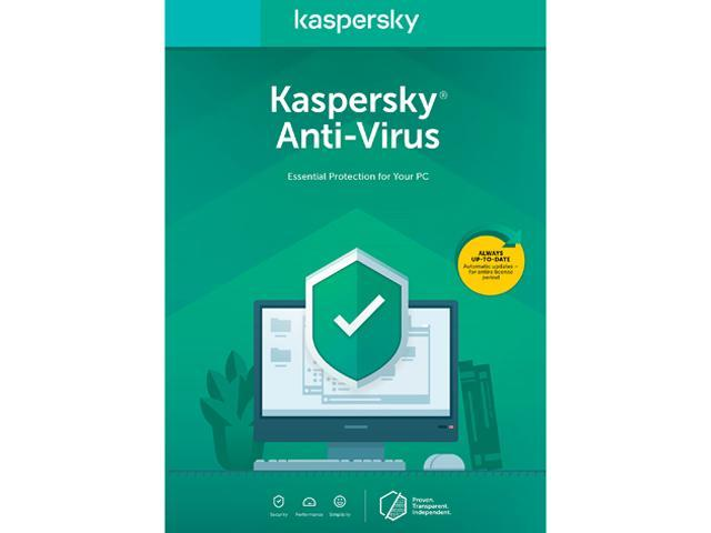 Kaspersky Anti-Virus 2020 1 Device / 1 Year (Key Card) - OEM