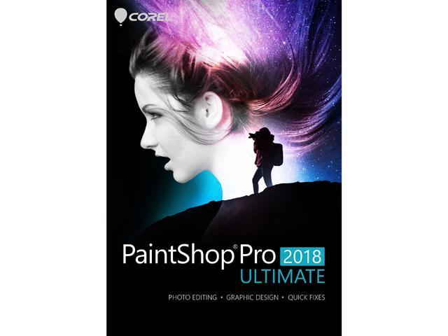 corel paintshop pro x9 ultimate (dvd)