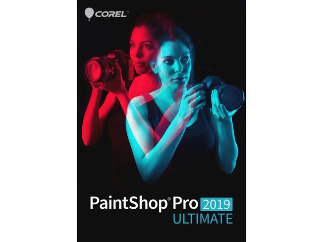 Corel PaintShop Pro 2019 Ultimate - Download - Newegg com