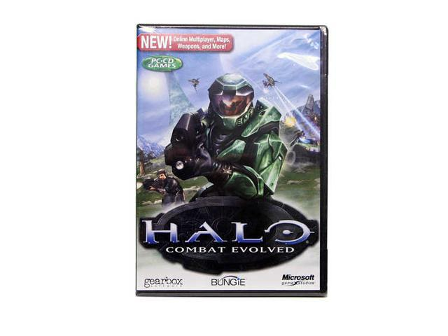 Halo: Combat Evolved DVD Edition PC Game Microsoft - Newegg com