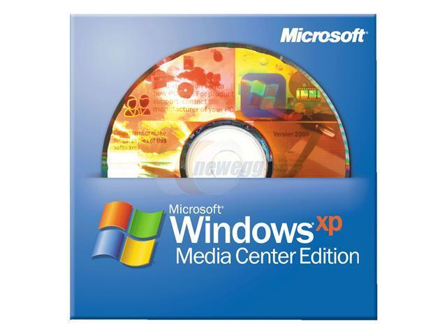 Windows xp media center edition 2005 sp3 on vmware workstation.