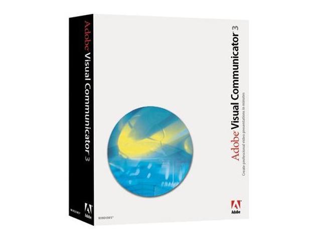 Purchase by cheap adobe visual communicator 3