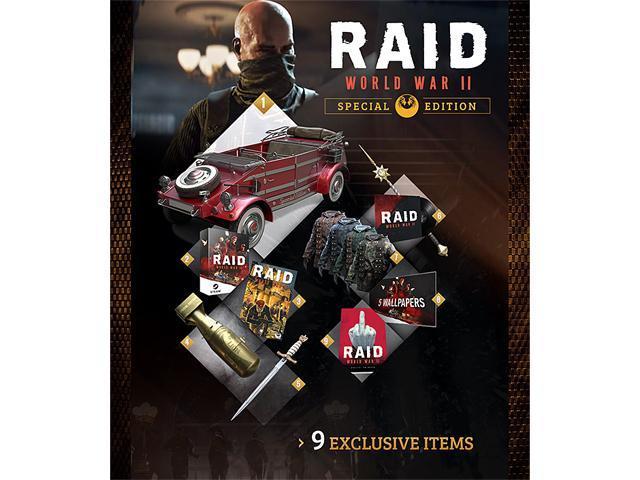 RAID: World War II Special Edition [Online Game Code] - Newegg com