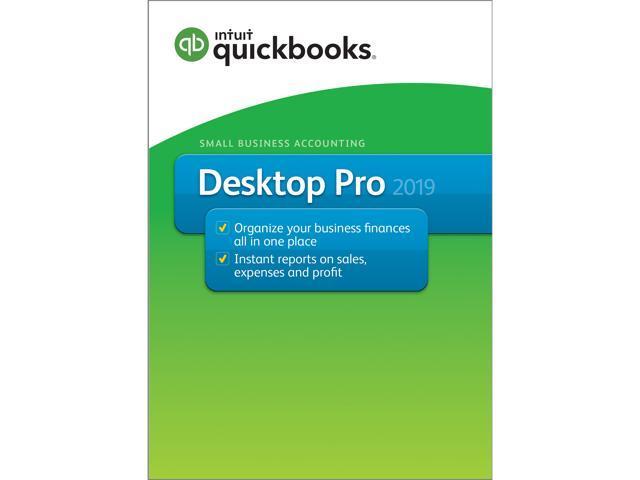 Intuit QuickBooks Desktop Pro 2019 + Call of Duty Warfare