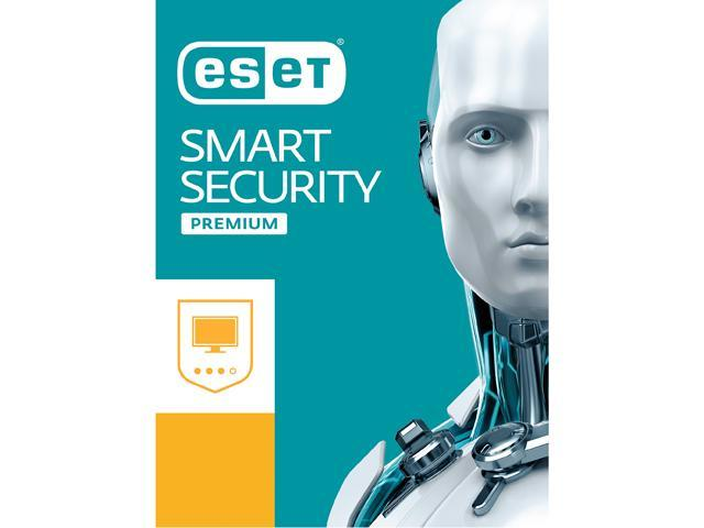ESET Smart Security Premium 2018 for 1 PC 1 Year (Download)