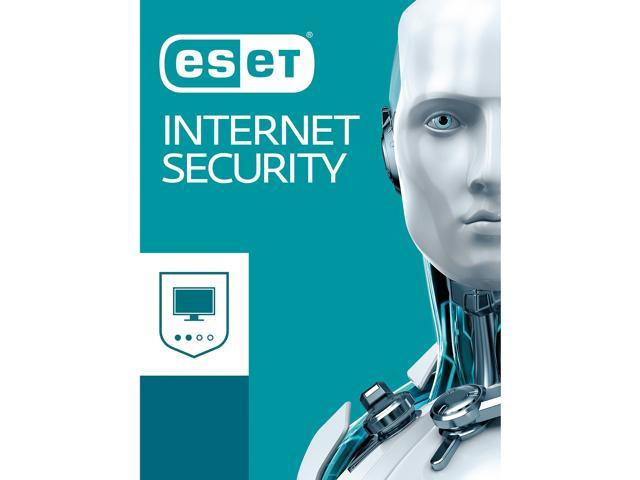 ESET Internet Security 2018 - 5 Devices / 1 Year