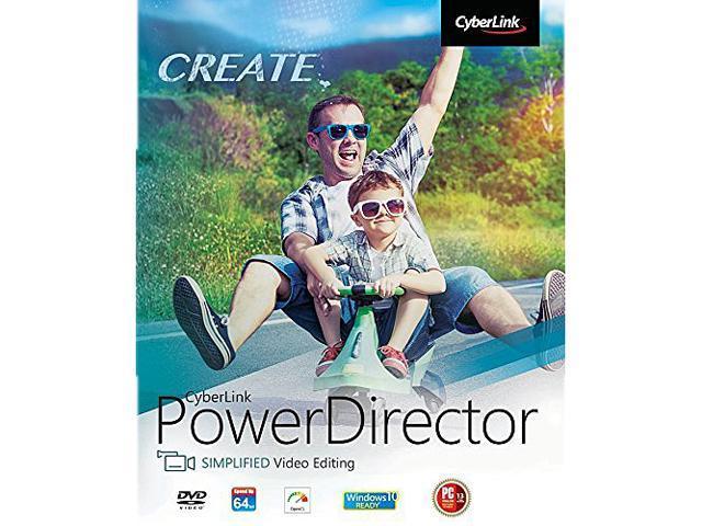 cyberlink powerdirector free download windows 10