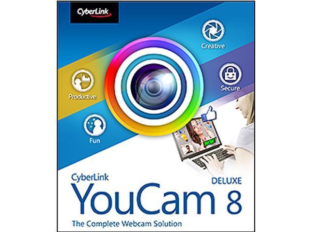 CyberLink YouCam 8 - Download - Newegg com