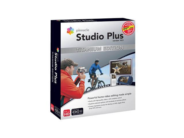 pinnacle studio mediasuite v10.6