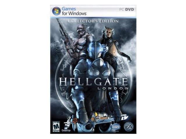 Hellgate London Collector S Edition Pc Game Newegg Com