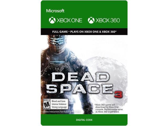 Dead Space 3 - Xbox One & Xbox 360 [Digital Code] - Newegg com