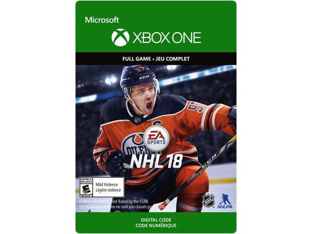 242c98fd3 NHL 18 Xbox One  Digital Code  - Newegg.com