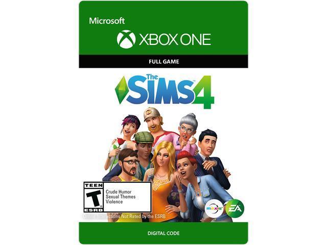 bd00c4429e4 The SIMS 4 Xbox One [Digital Code] - Newegg.com