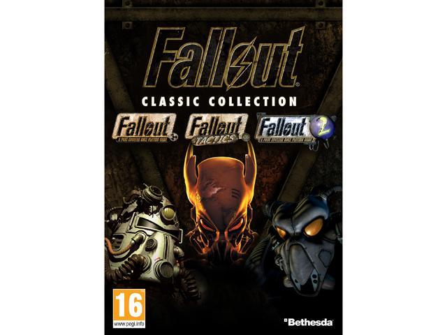 Fallout Classic Collection [Online Game Code] - Newegg com