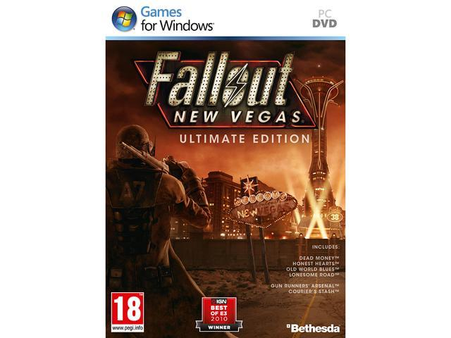 Fallout: New Vegas Ultimate Edition PC Digital