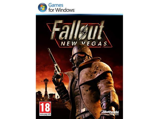 Fallout: New Vegas [Online Game Code] - Newegg com
