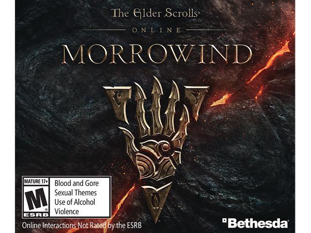 The Elder Scrolls Online - Morrowind Standard Edition [Online Game Code] -  Newegg com