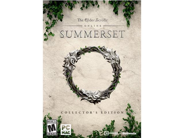 The Elder Scrolls Online: Summerset - Digital Collector's Edition [Online Game Code]