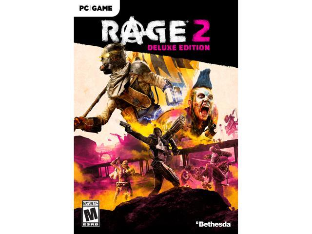 Rage 2 Deluxe Edition - PC (Product Key Code) - Newegg com