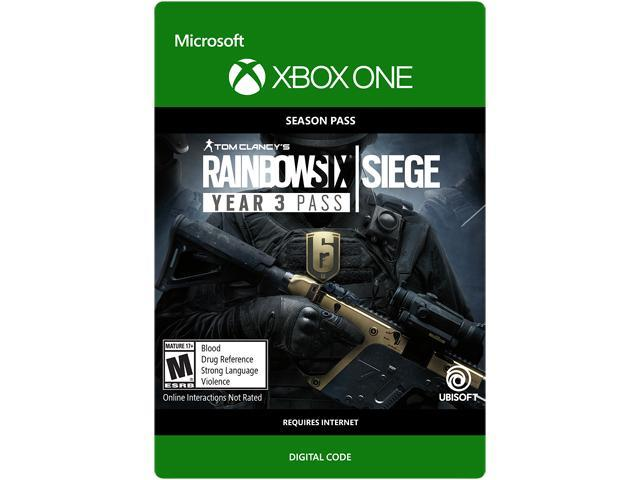 rainbow six siege xbox one digital download free