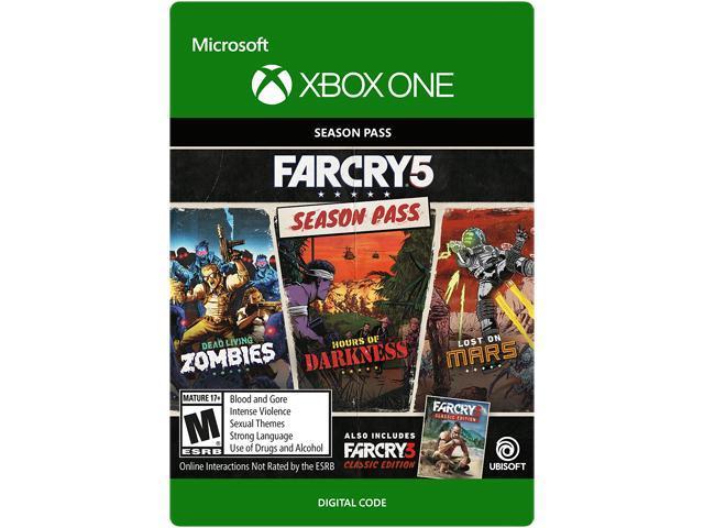 Far Cry 5 Season Pass - Xbox One [Digital Code] - Newegg ca
