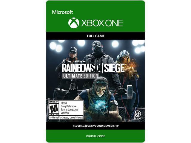 Top Five Rainbow Six Siege Year 3 Rank Reset - Circus