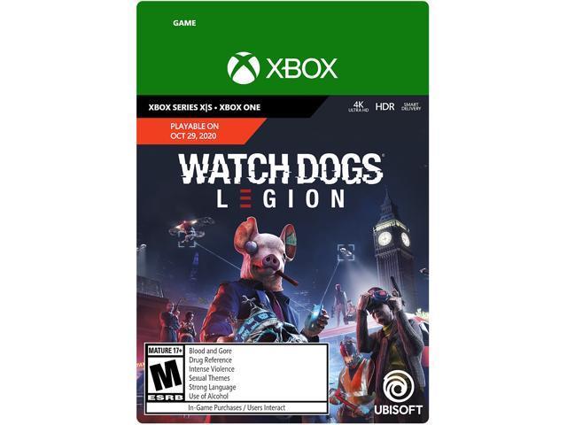Watch Dogs Legion Standard Edition Xbox Series X   S / Xbox One - Sale: $59.99 USD