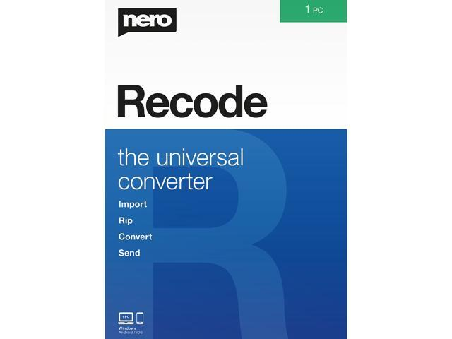 Nero Recode - Download