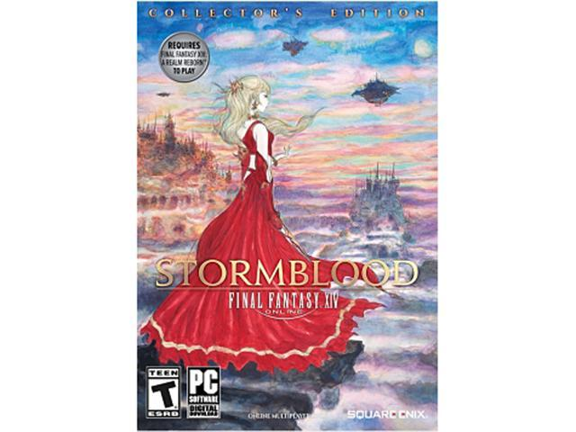 FINAL FANTASY XIV: Stormblood Collector's Edition PC [Game Download] -  Newegg ca