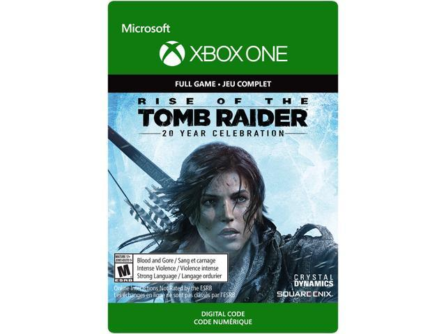 Rise of the Tomb Raider: 20 Year Celebration Xbox One [Digital - Sale: $7.49 USD (75% off)