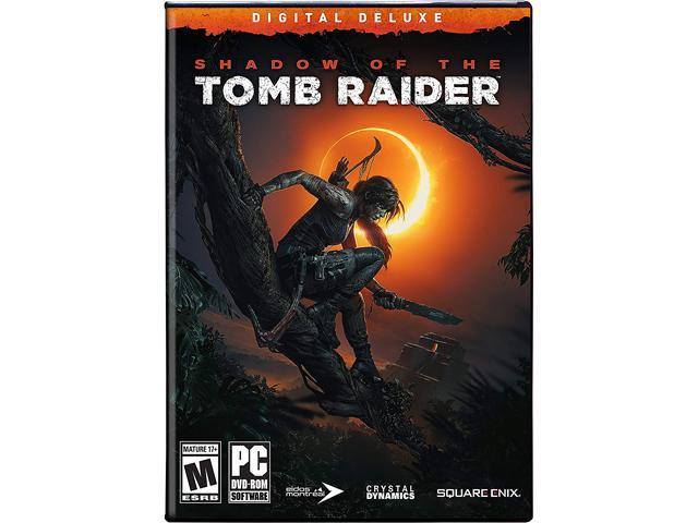 Shadow Of The Tomb Raider Digital Deluxe Edition Online Game Code