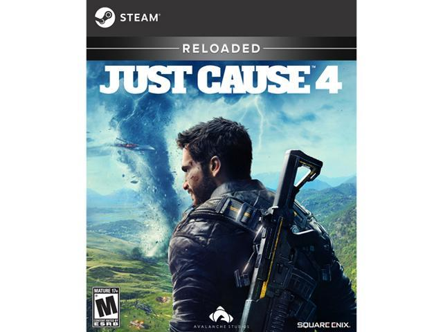 Just Cause 4: Reloaded Gold Edition [Online Game Code]