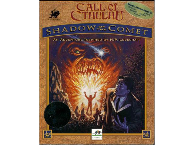 Call of Cthulhu: Shadow of the Comet [Online Game Code]