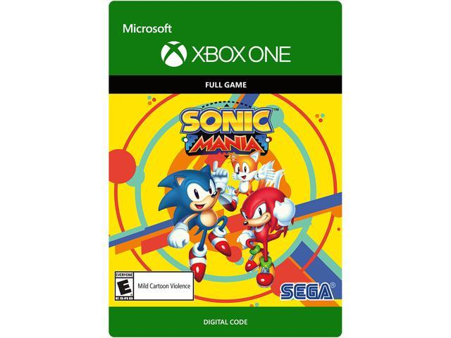 graphic about Sonic Gift Card Printable named Sonic Mania Xbox Just one [Electronic Code] -