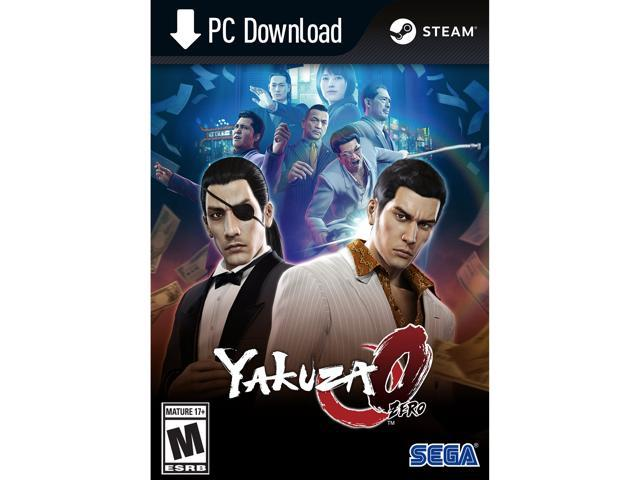 yakuza game download