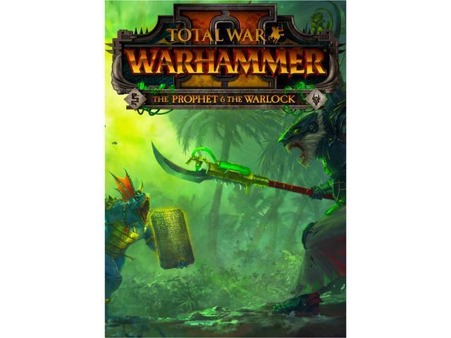 Total War: WARHAMMER II - The Prophet & the Warlock [Online Game Code] -  Newegg com
