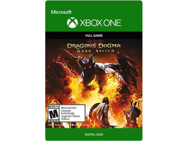Dragon's Dogma Dark Arisen Xbox One [Digital Code] - Newegg com