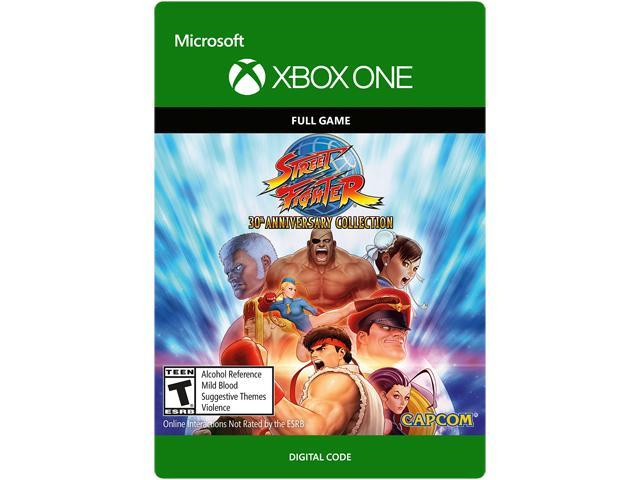 Street Fighter 30th Anniversary Collection Xbox One Digital Code