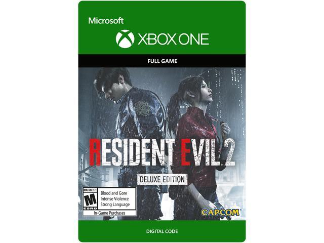 Resident Evil 2: Digital Deluxe Edition Xbox One [Digital Code]