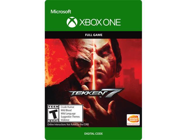 Tekken 7 Xbox One [Digital Code]